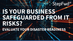 IT Disaster Recovery Readiness Banner - SMEs
