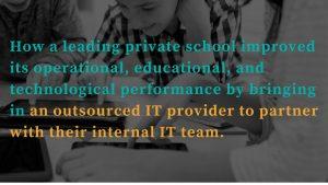 hybrid IT for schools